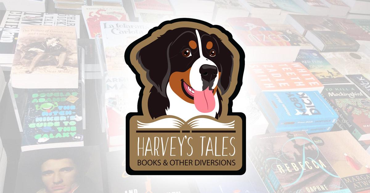 Harvey's Tales Geneva Illinois Bookshop ~ Harvey's Tales