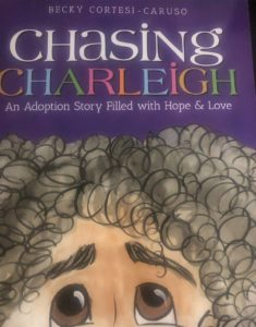 Meet Becky Cortesi – author of Chasing Charleigh @ Harvey's Tales